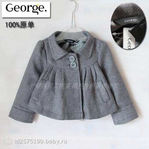 Детское пальто своими руками сшить