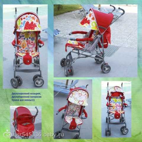 Как сшить чехол на детскую коляску своими руками