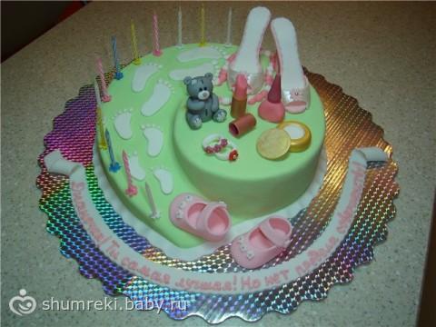Показаны картинки по запросу Торты на День Рождения Девочке 9 Лет.