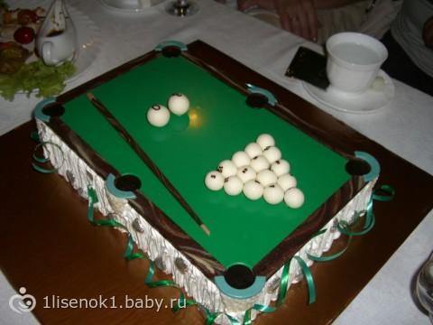 Торт на 30 лет мужу - 71