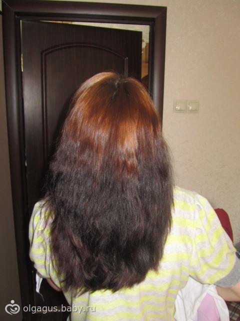 Биохимия волос на светлый волос