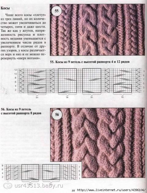 """схема вязания """"Пальто Ральфа"""