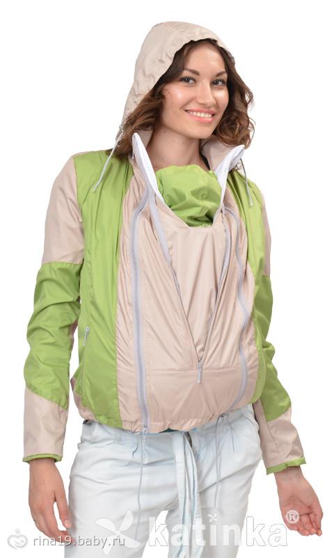Куртка легкая для беременных
