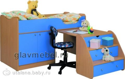 Кровать Приют Мини