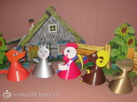 Кукольный театр своими руками с фото