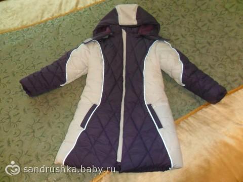 Как сшить куртку на синтепоне