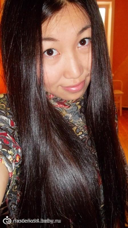 натуральный цвет волос фото: