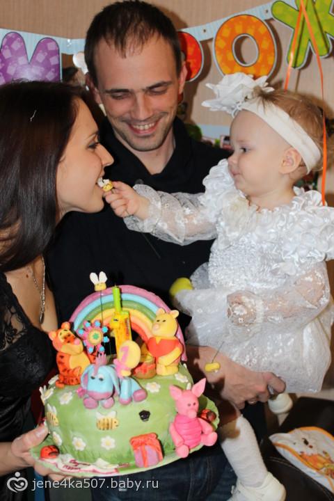 Торты своими руками к дню рождения дочки