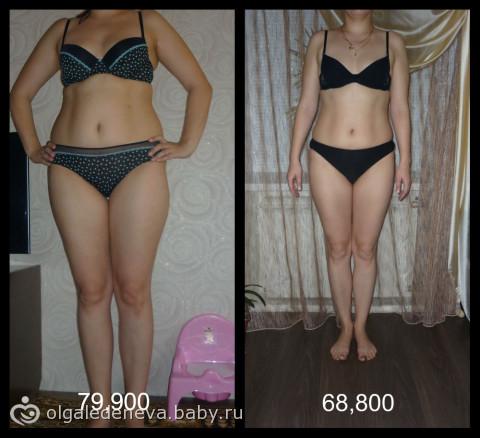 Как похудеть с 50 размера до 46 размера