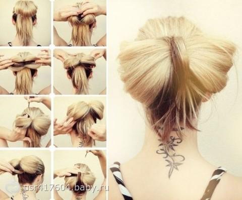 Как сделать прическу с закрытыми ушами - Mobblog.ru