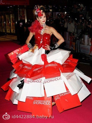 Как с пакетов сделать платье