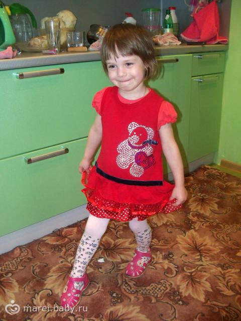 Во что одевать девочку в детский сад