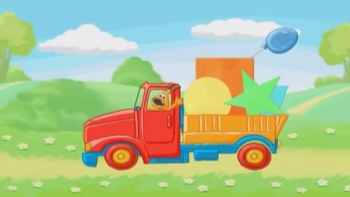 Мультики Про Машинки Для Детей 8 Лет все серии подряд