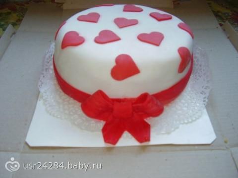 Торт для начинающих легкий