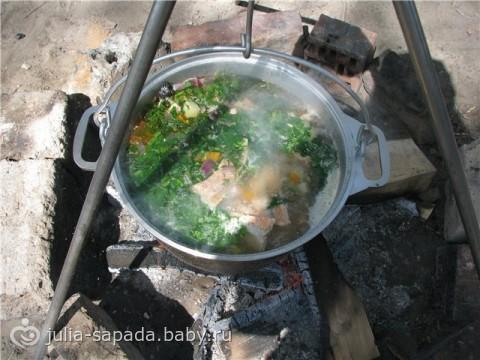 ловить с супами