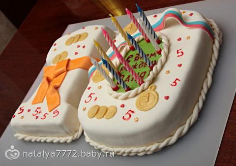Торт на 10 лет мальчику
