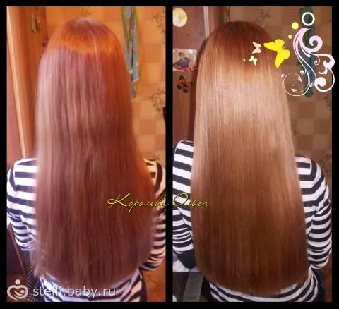 Краснодар ламинирование волос