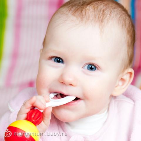 Как определить что лезут зубы