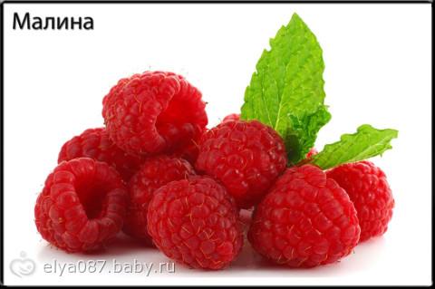 Картинки фруктов для детей цветные - d5e7