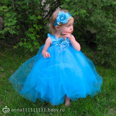 Помогите выбрать платье на годик)