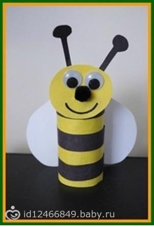 Поделки своими руками пчёлку