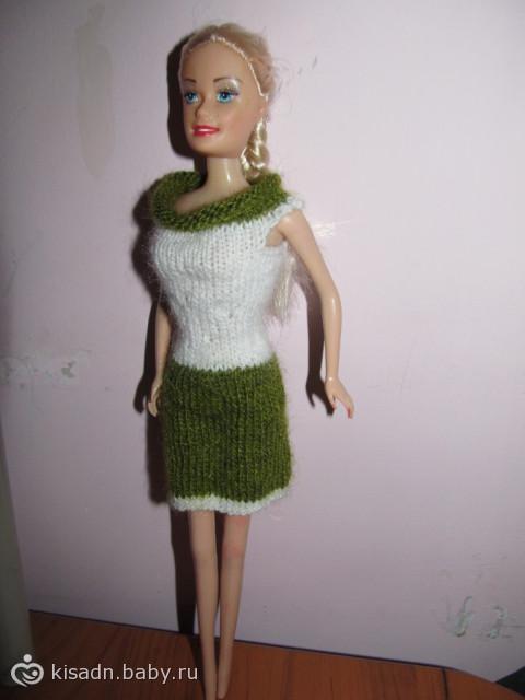 Схемы вязания куклы-пупсы