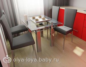 Интерьер современной кухни; иллюстратор Алексей Кашин; иллюстрация 2264636. Эту и другие фотографии