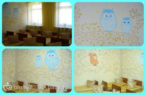 Спальни в детском саду своими руками фото