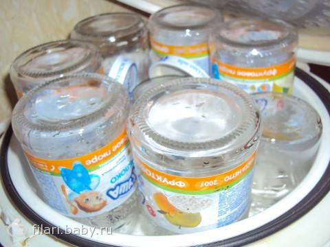 йогурт в мультиварке рецепт с баночками