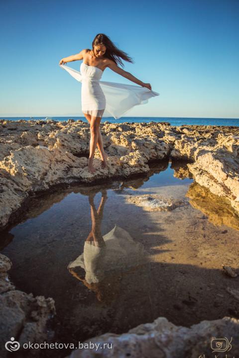 Как мы едили на Кипр с годовасиком! :)