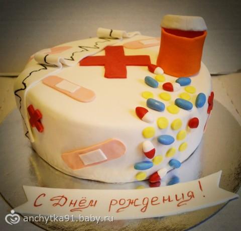 Поздравления для доктора с днем рождения