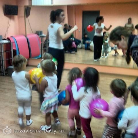 А мы пошли на танцы!!)))