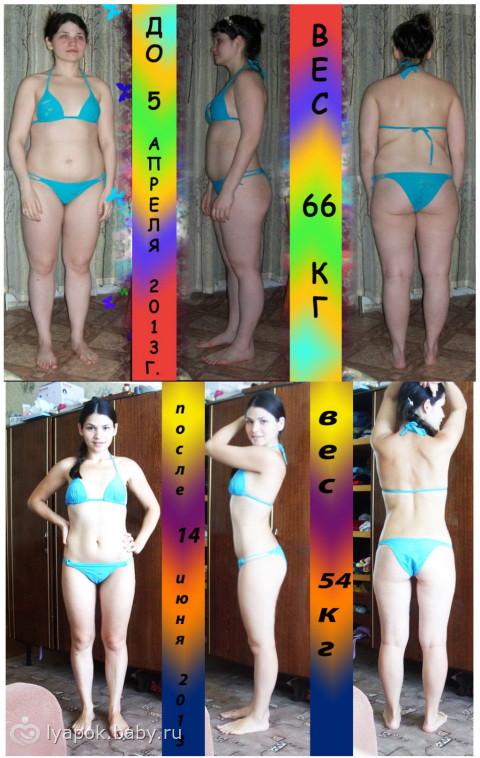 как вы похудели и фото: