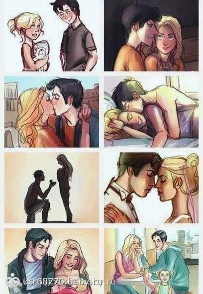 История. у них были идеальные отношения