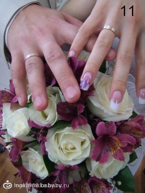 Свадебный маникюр 2 группа для всех