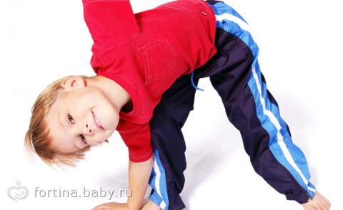 дети фотомодели нижнего белья
