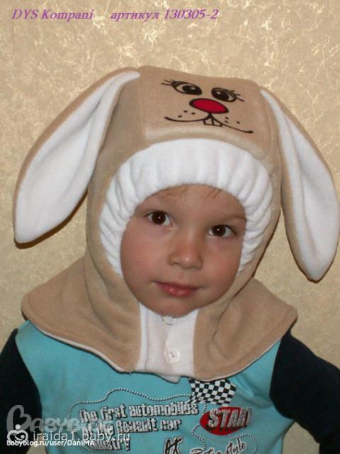 Сшить шапка шлем для мальчика 72