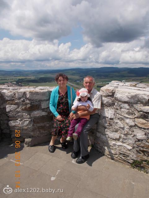 Родители приехали в гости  (фото)