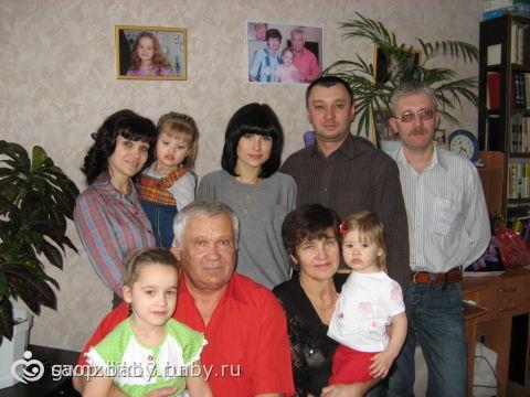 1й этап голосования!!! Счастливая семья!