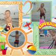 Вот сижу я на пляжу))))))))))