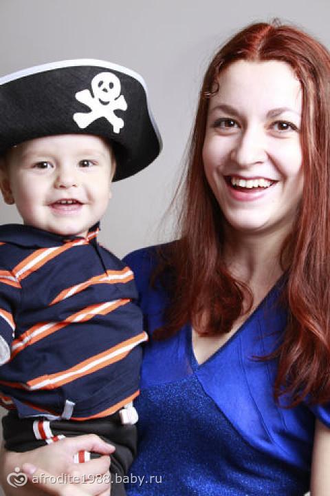 Маленький пират)