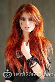 рыжий цвет волос к чему снится