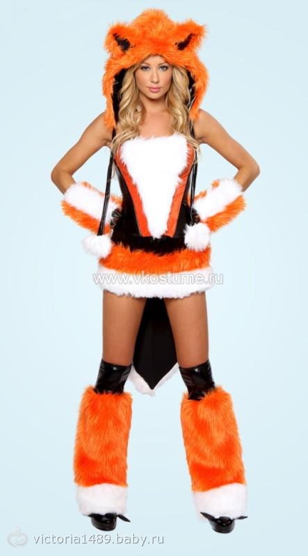 Костюмы лисы на новый год фото