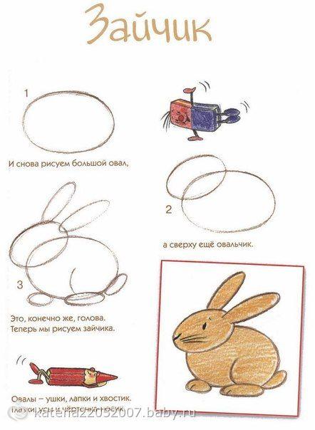 Рисование с ребенком 2-3 лет Сто тысяч почему 10