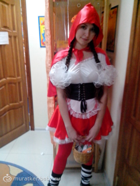 Красная шапочка пошлая секс фото 504-311