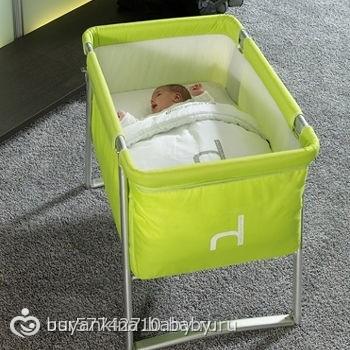 Складные кроватки для новорожденных