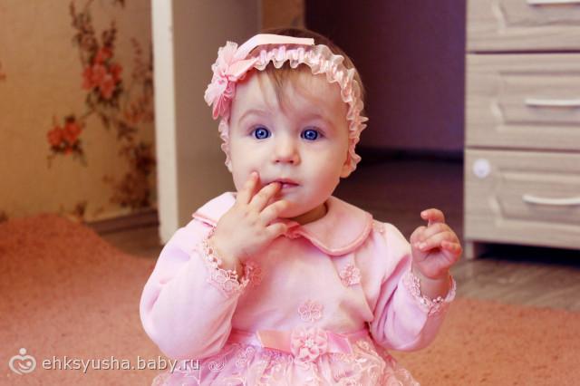 عکس کودک چشم رنگی