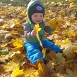 Обажаю осень!