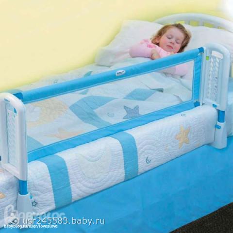 Барьеры для кроваток своими руками 13