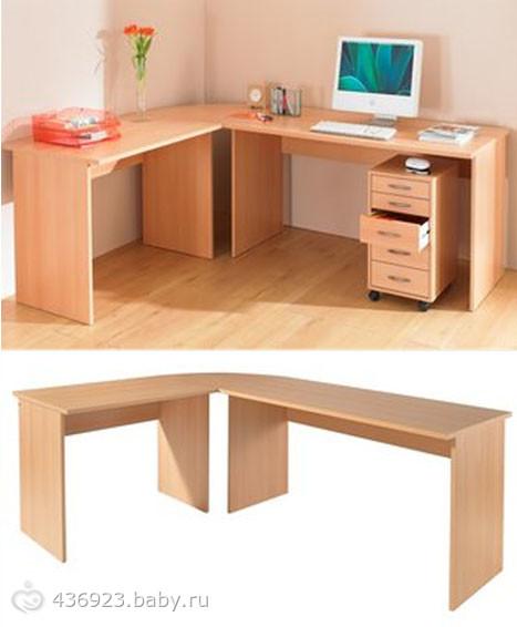 Помогите с выбором стола для 2 углового.